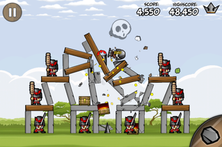 app of the day siege hero review iphone  image 5