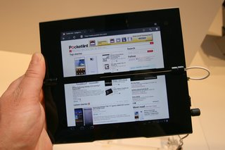 sony tablet p pictures and hands on image 3