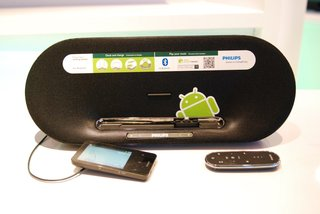 philips android docks pictures and hands on image 3