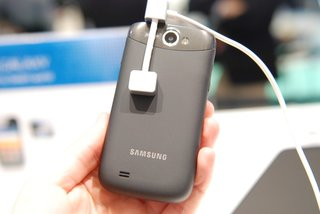 samsung galaxy w pictures and hands on image 2