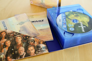 star wars the complete saga blu ray box set pictures and hands on image 7