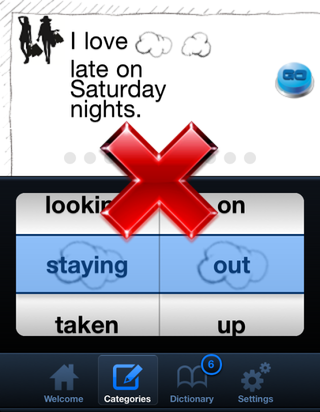 app of the day dynamic english lessons review iphone  image 2