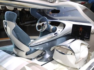mercedes benz f125 concept pictures and hands on with video image 11