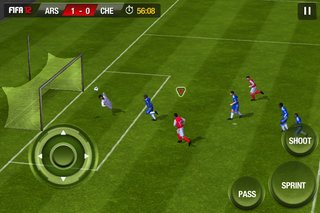 fifa 12 ipad pictures and hands on image 3