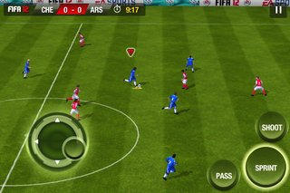 fifa 12 ipad pictures and hands on image 7
