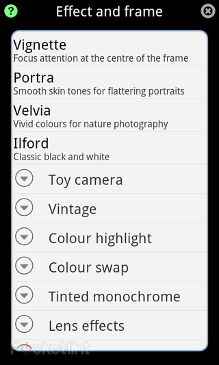 app of the day vignette review android  image 4