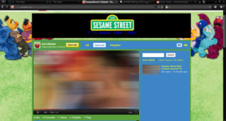 sesame street youtube channel taken over by porn image 2