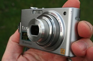 panasonic lumix dmc fx60 digital camera  image 3