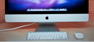 27 inch apple imac late 2009  image 1
