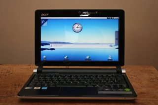 acer aspire one d250 android notebook image 7