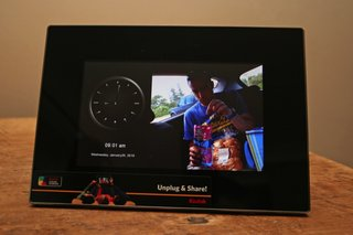 kodak easyshare s730 digital photo frame  image 4