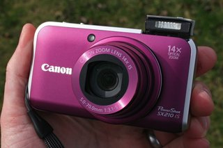 canon powershot sx210 is camera  image 5