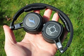 sennheiser mm 450 bluetooth headphones  image 1