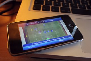 football manager handheld 2010 for iphone image 2