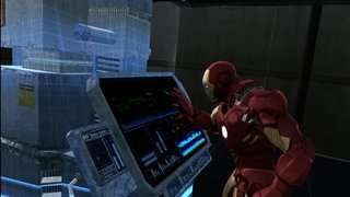 iron man 2 xbox 360  image 2