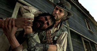 red dead redemption ps3 image 4