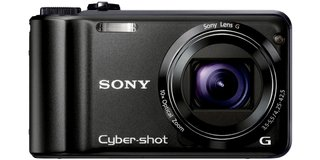 sony cyber shot dsc h55 compact camera  image 3