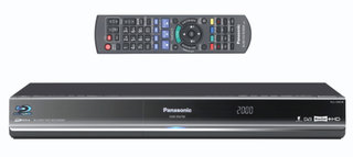 panasonic dmr bw780 freeview hd blu ray recorder  image 3