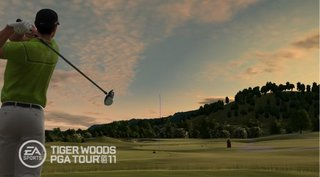 tiger woods pga tour 11 image 4
