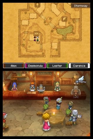 dragon quest ix image 2