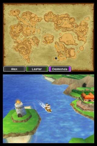 dragon quest ix image 3