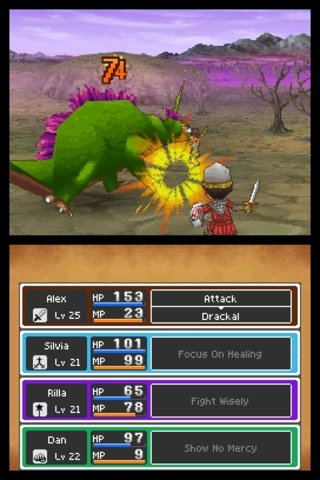 dragon quest ix image 7