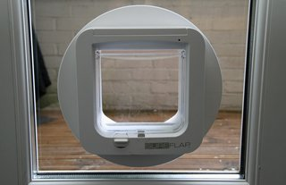 sureflap microchip cat flap image 1