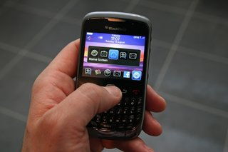 blackberry curve 3g  image 11