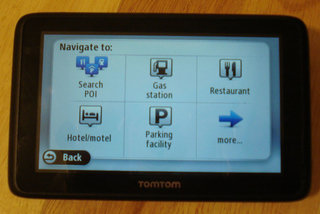 tomtom go 2505 review image 3