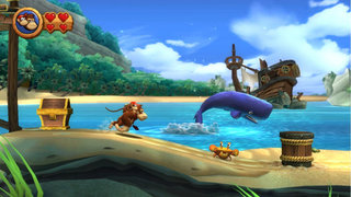 donkey kong country returns  image 7
