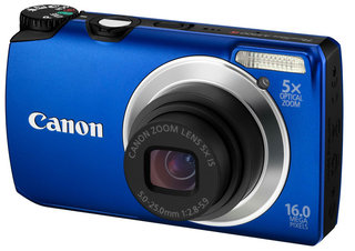 canon powershot a3300 is  image 2