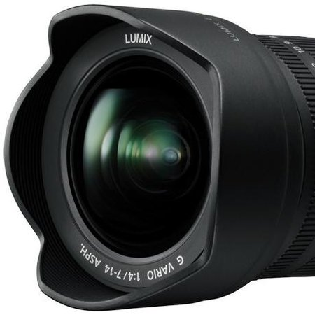 Panasonic announces Lumix G Vario 7-14mm.F4.0 ASPH lens