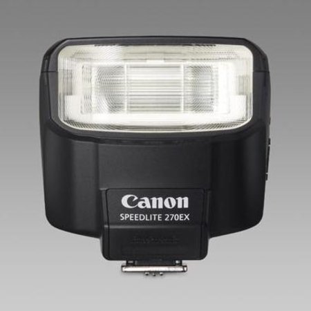 Canon launches entry-level Speedlite 270EX flash