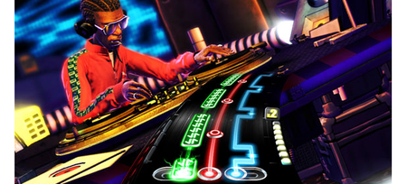DJ Hero now on shelves