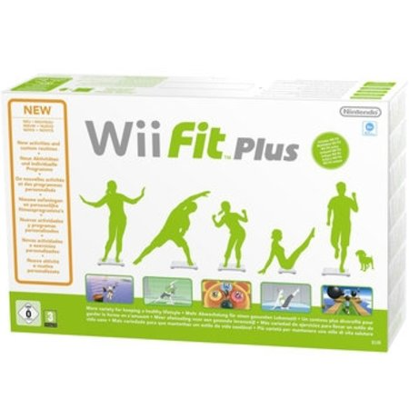 Wii Fit Plus launches in the UK