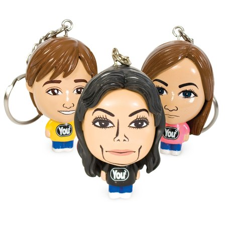 Turn yourself into a Minimee keychain