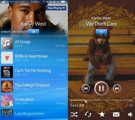 VIDEO:Sony Ericsson's Rachael Android UI detailed