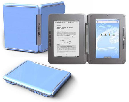 Marvell and E-Ink offer e-reader chip