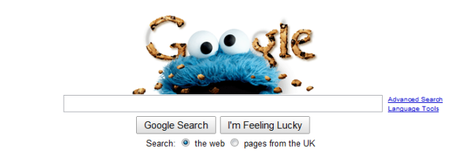 Google honours Sesame Street with doodle