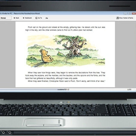 "Free ""Kindle for PC"" software available now"