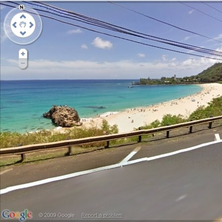 Hawaii becomes 50th US state in Street View