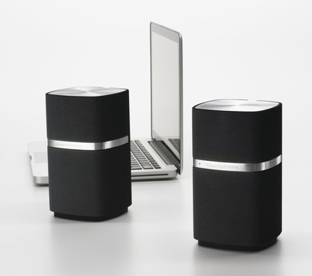 Bowers and Wilkins reveals MM-1 PC speakers
