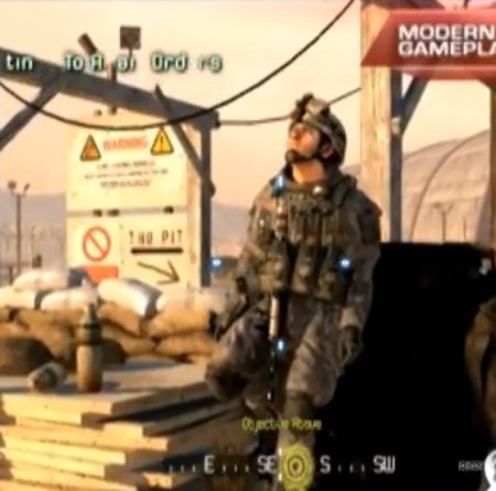 VIDEO: Modern Warfare 3 revealed
