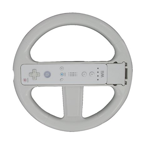 Exspect launches Wii Motion Racing Wheel