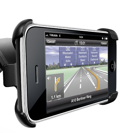 Navigon launches iPhone Car Mount  - photo 1