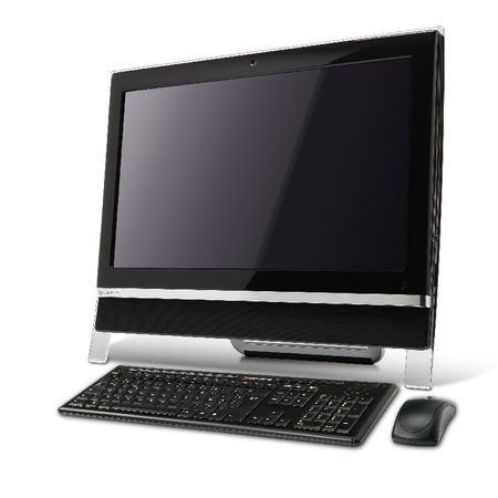 Packard Bell announces oneTwo touchscreen all-in-one desktop PCs