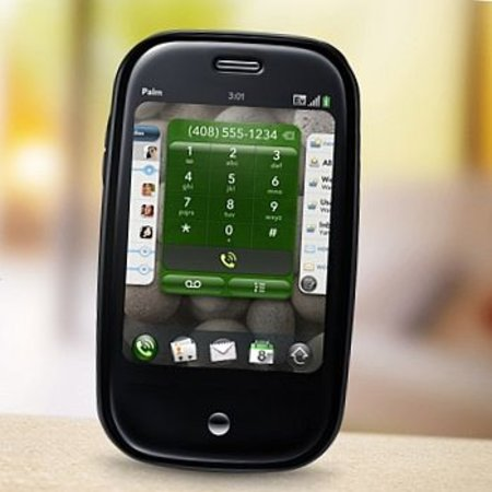 Palm Pre goes on sale at the Carphone Warehouse