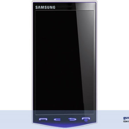 First Samsung bada phone revealed