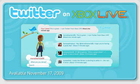 Xbox 360 social update dated
