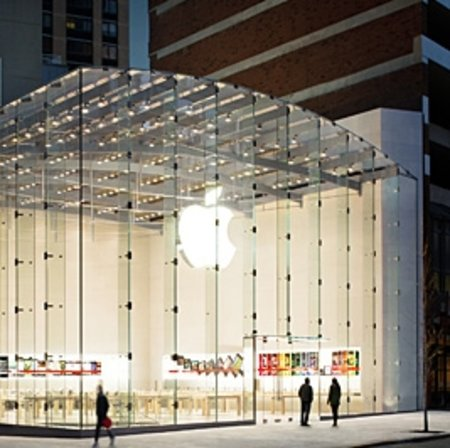 Apple's newest store boasts more Macs, iPods and iPhones than any in the world